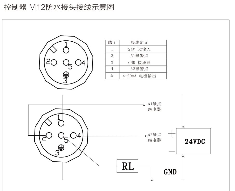 wz/pm铂热电阻温度传感器接线图